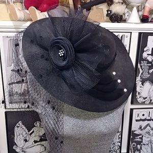 Vintage Fancy Lady Hat